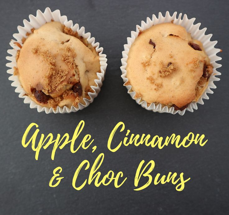 Apple Cinnamon Chocolate Bun Recipe