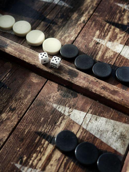 Backgammon | With K.