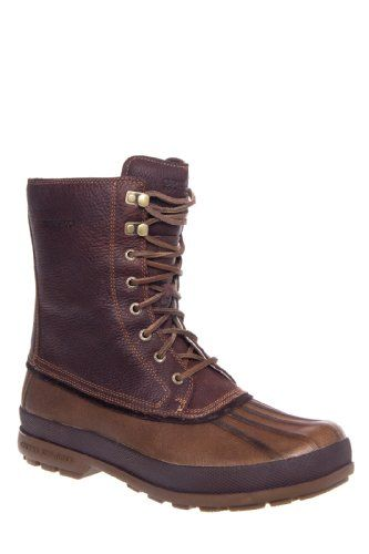 Sperry Top Sider Men'S Gold Cup Gold Bay Winter Boot - Brown Black - http://shoes.goshopinterest.com/mens/boots-mens/snow-boots-mens/sperry-top-sider-mens-gold-cup-gold-bay-winter-boot-brown-black/