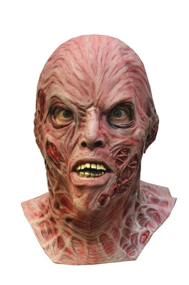 FREDDY KRUEGER DLX ADULT MASK