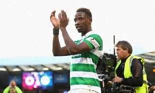 Real Madrid boss Zinedine Zidane says Celtic's Moussa Dembele shows 'the sign of a great player' #madrid #zinedine #zidane #celtic #moussa…