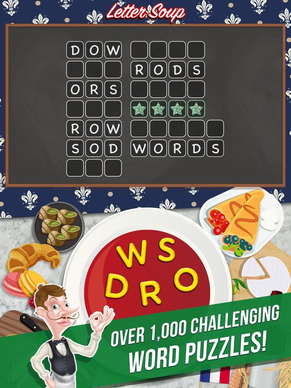 Letter Soup - Word Game on the App Store