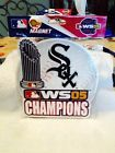 For Sale - Chicago White Sox 2005 World Series Champion Car Magnet (w/ free 2005 schedule) - http://sprtz.us/WhiteSoxEBay