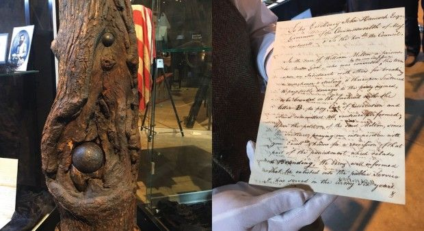 'An Astonishing Look at American History': Over 1,000 Rare Artifacts Go on Display at Mercury Museum in Dallas - http://www.theblaze.com/stories/2016/08/08/an-astonishing-look-at-american-history-over-1000-rare-artifacts-go-on-display-at-mercury-museum-in-dallas/?utm_source=TheBlaze.com&utm_medium=rss&utm_campaign=story&utm_content=an-astonishing-look-at-american-history-over-1000-rare-artifacts-go-on-display-at-mercury-museum-in-dallas