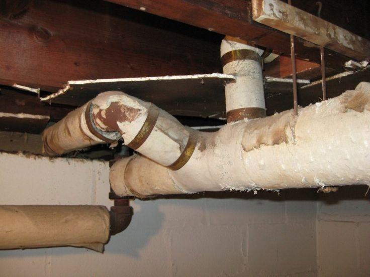 Asbestos + The Dangers