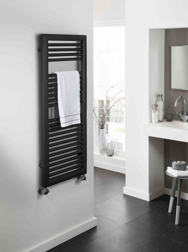 The Radiator Company introduce the new Nova Designer Heated Towel Rail, with its elegant italian design and manufacture, this vertical ladder rail can fit among any modern bathroom. Available in White RAL9016 as standard, other RAL colours are availble if wanted, please call us on 01452 883828 or email us on sales@warmrooms.co.uk to discuss further. Completed with a 10 year guarantee. Prices from £435.84