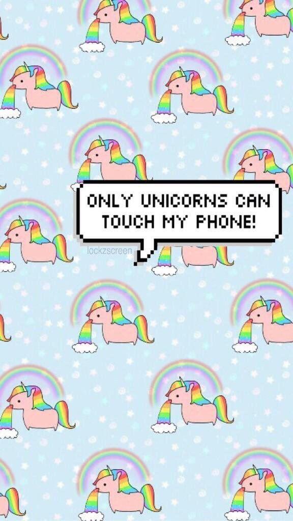 ✨ Wallpaper Lockscreen Unicorns
