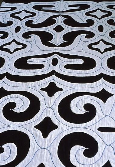 Ainu Pattern #Ainu #Hokkaido #Japan