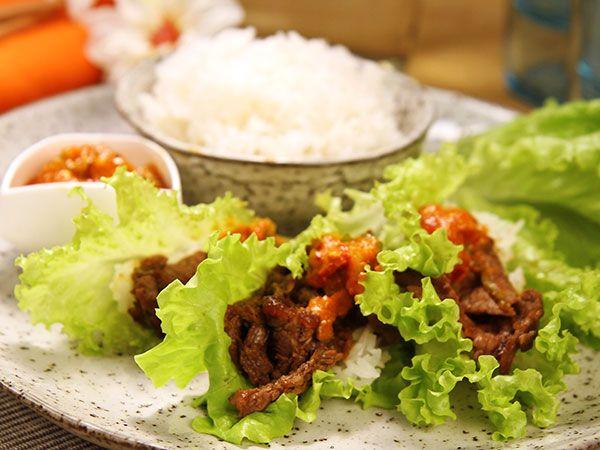 Koreansk bulgogi | Recept från Köket.se
