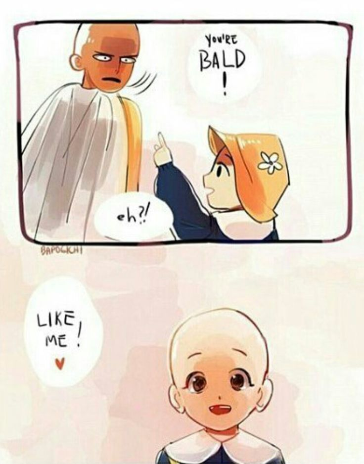 This is so cute ;-;   One Punch Man, Saitama