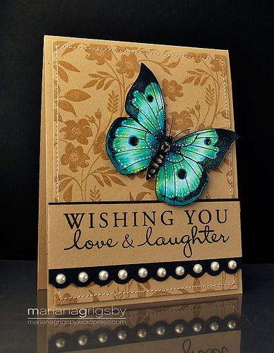 Love the Butterfly...
