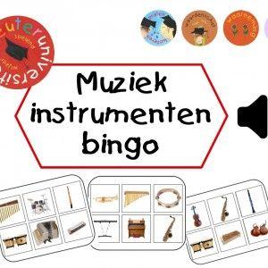 Deze set bestaat uit 32 bingokaarten (pdf), 1 controle pagina (pdf) en 24 muziekinstrument fragmenten (.wav).  Voorbereiding:  Print alle ka...