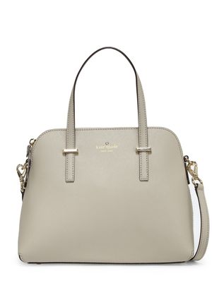 WANT!!!!!!!!!! KATE SPADE Cedar Street Maise Satchel in Clock Tower but prefer the two toned one