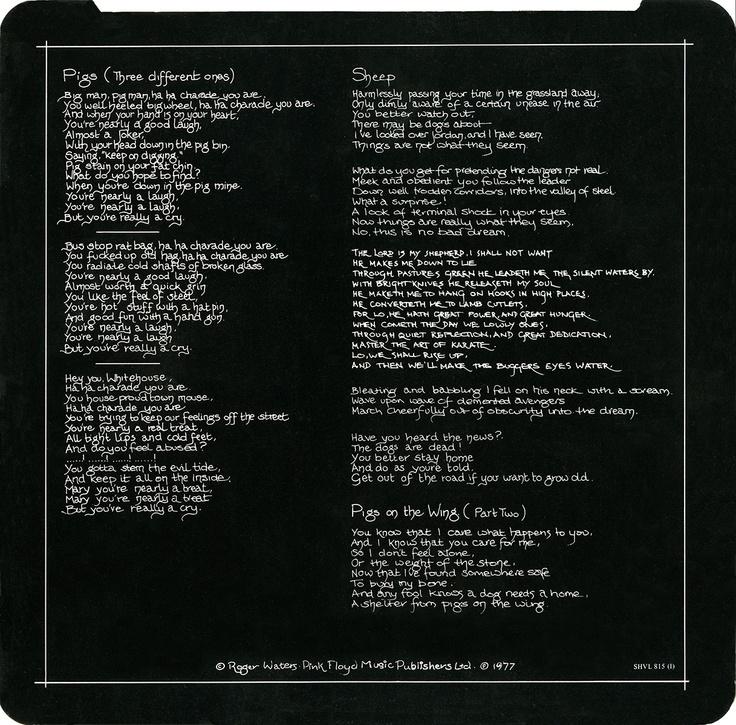 animals lyrics - photo #32