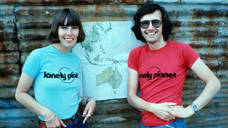 Tony and Maureen Wheeler Interview - Not About Lonely Planet Travel Guide Books!