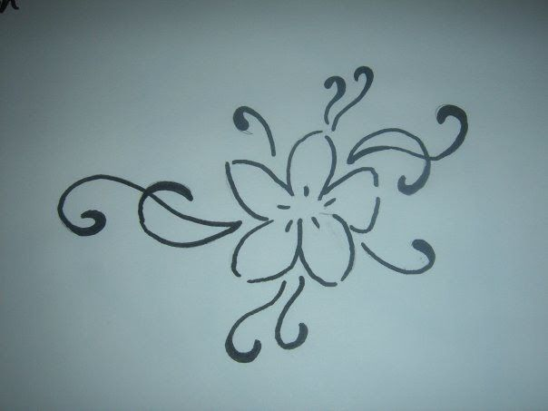 Terkeren 24 Contoh Gambar Bunga Dengan Simple Dalam Pembuatan Sketsa Bunga Teratai Ini Sangatlah Mudah Sama Halnya Deng Di 2020 Tato Bunga Tinta Tato Graffiti Tattoo