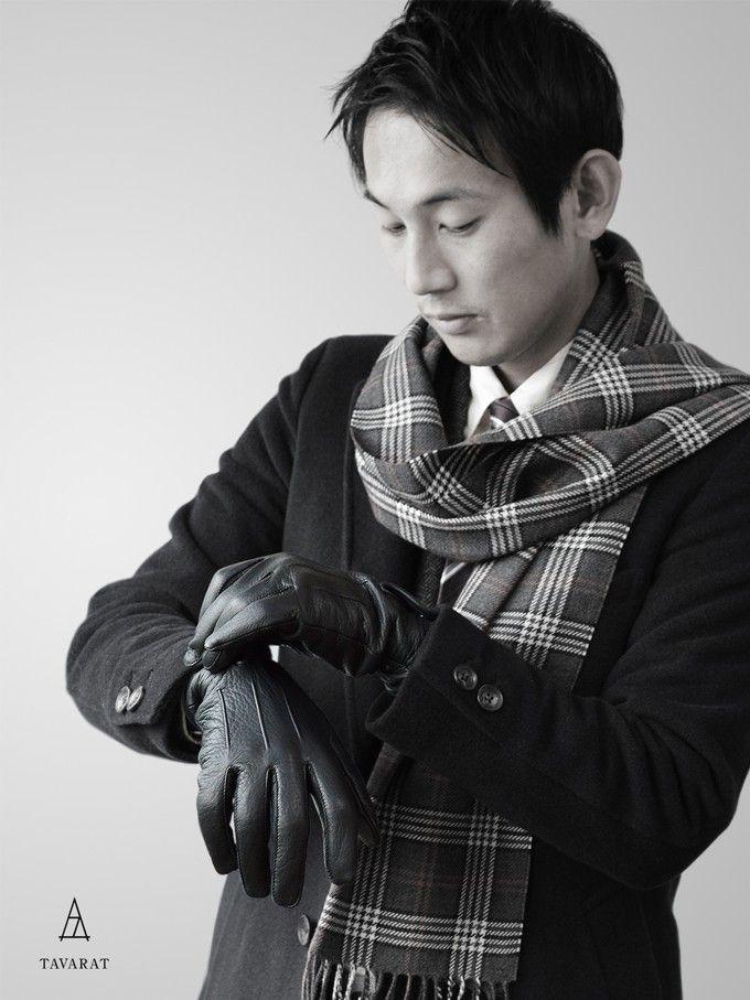 手袋 メンズ 日本製 鹿革 ディアスキン 防水 透湿 TAVARAT Tps-027 :Tps-027:TAVARAT・タバラット - 通販 - Yahoo!ショッピング