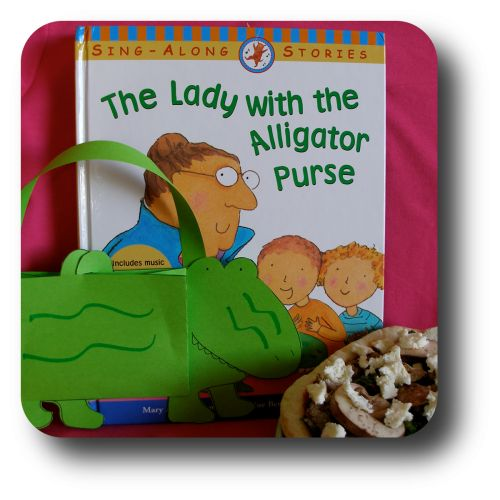 Lady with the Alligator Purse -craft