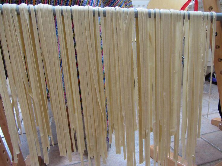 Giorgio Locatelli egg-free pasta