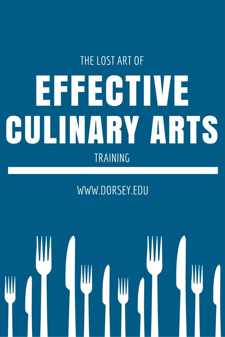 Culinary Arts training offers adults the skills to prepare savory meals for small, private groups to large, public crowds. Attend Culinary Arts programs in Michigan and you can learn about the impact that certain foods have on the human body. It's like having the keys to entertain and nourish yourself and others, all while you cultivate a healthy lifestyle.  http://www.dorsey.edu/blog/what-is-culinary-arts-dorsey-schools/