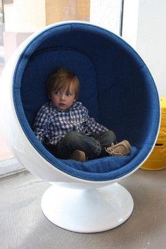 Kids Ball Chair - contemporary - kids chairs - Room Service---IKEA kids