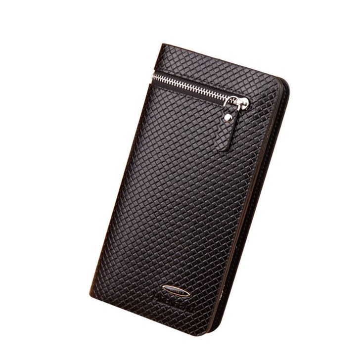 $7.40 (Buy here: https://alitems.com/g/1e8d114494ebda23ff8b16525dc3e8/?i=5&ulp=https%3A%2F%2Fwww.aliexpress.com%2Fitem%2FMen-Solid-Geometric-Fashion-PU-Leather-Clutch-Wallet-ID-Credit-Card-Holder-Checkbook-Zipper-Handbag-Purse%2F32774341535.html ) Men Solid Geometric Fashion PU Leather Clutch Wallet ID Credit Card Holder Checkbook Zipper Handbag Purse  Black Coffee for just $7.40