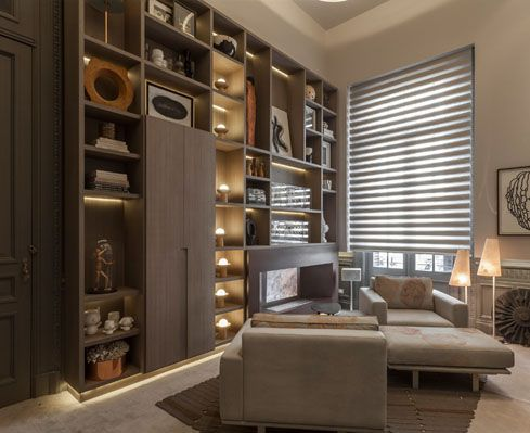 Arquitectura interior de vanguardia – Casa FOA – Arq. Viviana Melamed