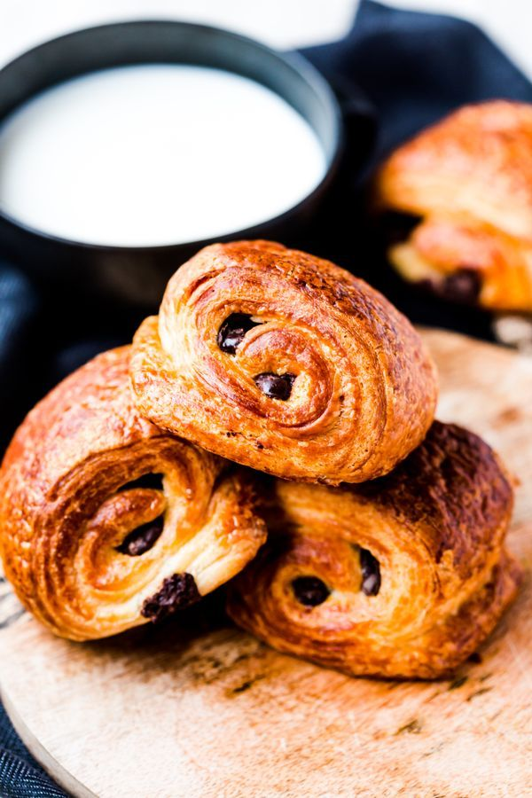 Pain au chocolat is the ultimate breakfast on the go for anyone who wants to have artisan quality croissants at home.