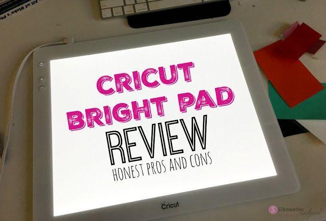 Cricut Bright Pad Review Does It Make Weeding Vinyl Easier Cricut How To Use Cricut Silhouette School Blog