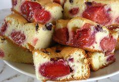Prajitura 18 linguri - cu fructe