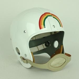 1947 Gameday Football Helmet1947 Gameday, Football Helmets, Colleges Helmets, Hawaii 1947