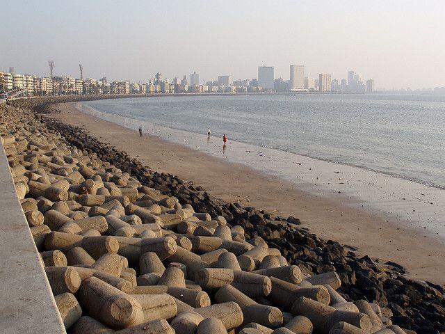 Mumbai, India | Marine Drive