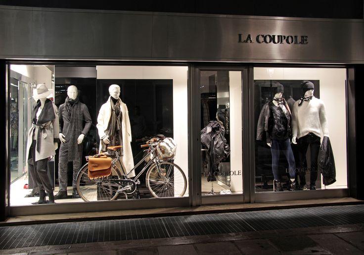 New Cigno exhibition, LA COUPOLE Padova