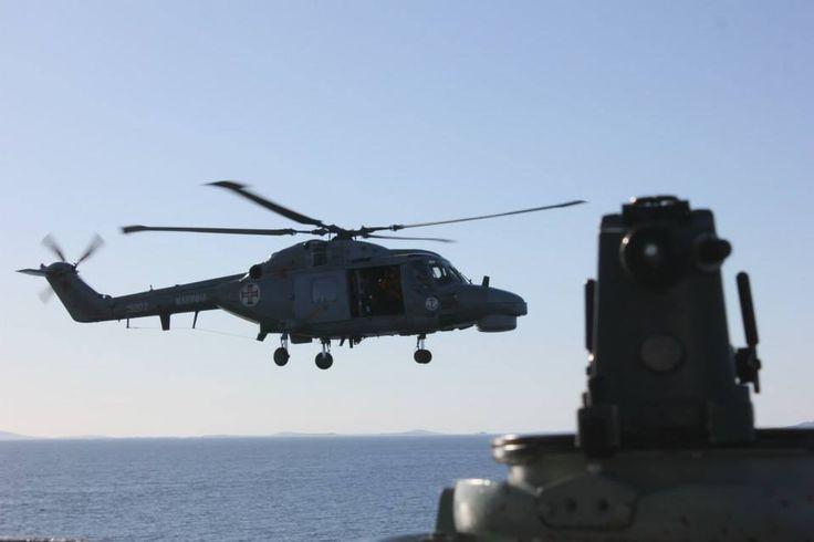 Portuguese Navy Super Lynx.