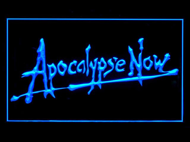 Apocalypse Now Neon Light Sign www.shacksign.com