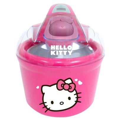 Hello Kitty Ice Cream Maker :)Kitty Stuff, Christmas Wish Lists, Ice Cream Maker, Hellokitty Icecream, Hello Kitty Kitchens, Icecream Maker, Home Kitchens, Hello Kitty3, Kitchens Items