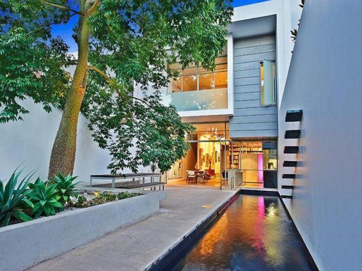 INDOOR/OUTDOOR LIVING: Modern Terrace. 4/30/2012 via Desire to Inspire