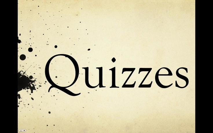 Interactive Liberty S Kids Quiz