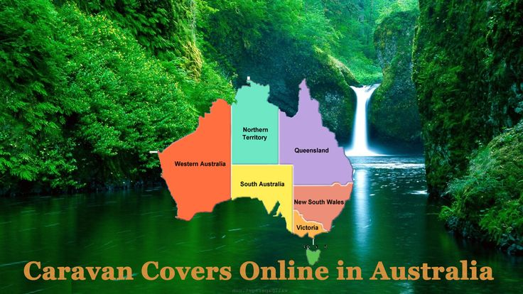 new caravan covers online sale in Sydny, AU with Map