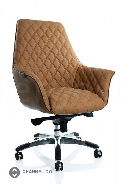 Channel Co - кресло для руководителей, имеющее стильный дизайн и богатый внешний вид