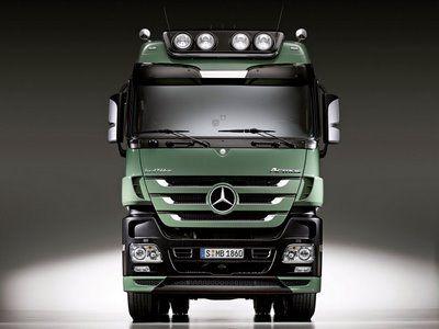 best Mercedes-Benz Trucks