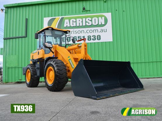 With a wide variety of possible applications, tractors are an indispensable tool in any farm. If you're looking for tractors in Australia, look no further than Agrison tractors.