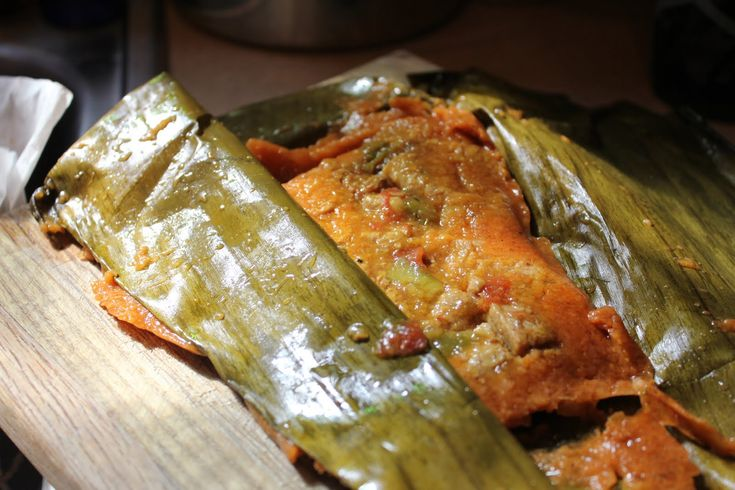 pasteles puertorriquenos recipe with photos | pasteles from puerto rican recipes modified makes about 24 pasteles ...