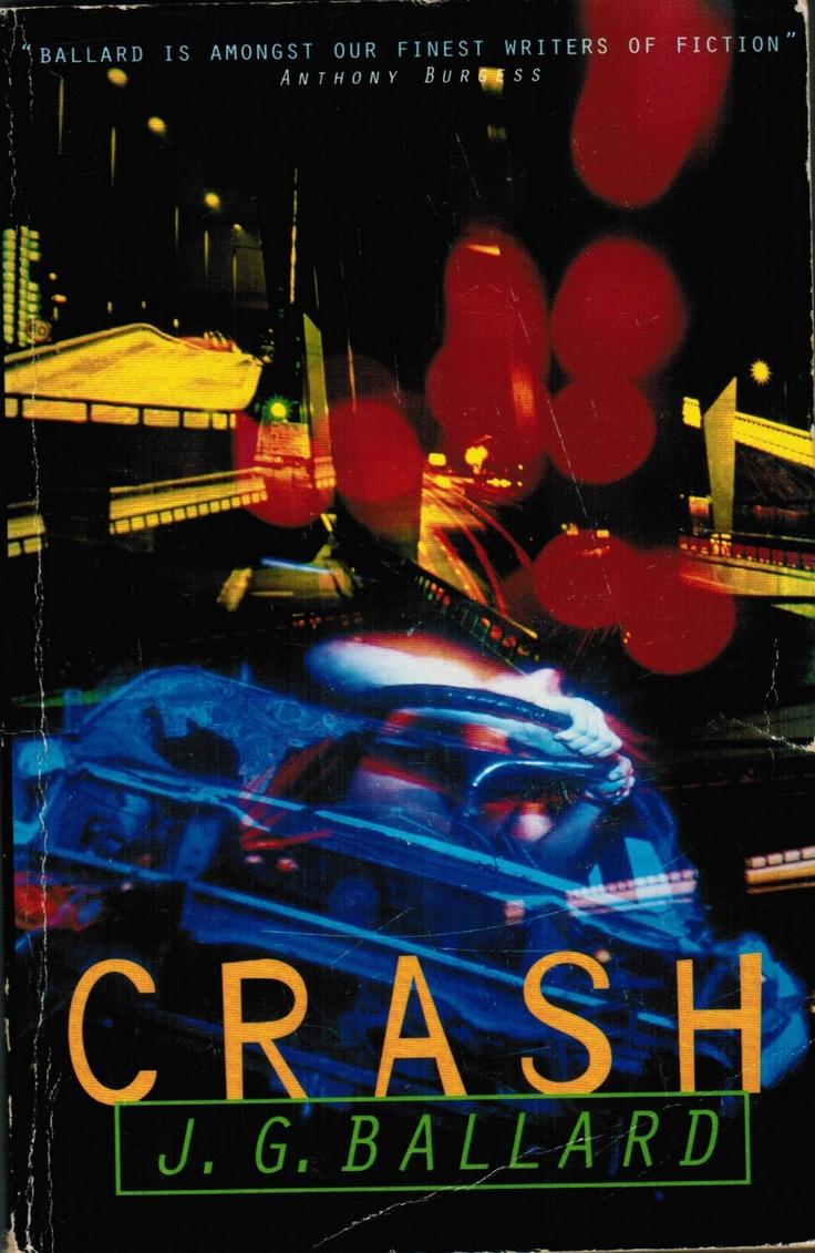 Crash By Jg Ballard