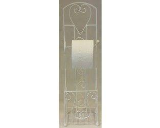 Ferforje Tuvalet Kağıt Standı