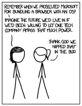 Apple vs the World