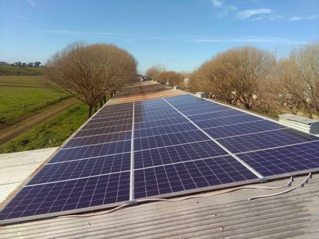 Buenasnoticias Energiasolar Entrerios Funciona En Aldea Jacobi La Primera Granja De Pollos Con Energia Solar Energia Solar Contrato De Arrendamiento Energia