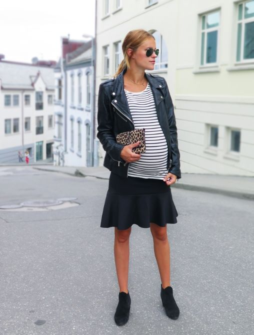 21 Cool Ways To Own Maternity Style When You're Pregnant | Buzzfeed #maternity #style #pregnancy