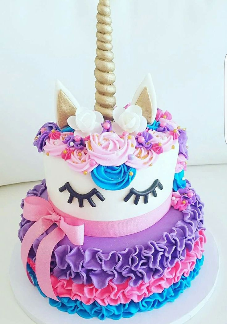 2869 Best Birthday Cakes Girls Images On Pinterest