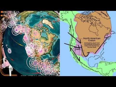 11/03/2017 -- Yellowstone Earthquake Alert -- Wyoming giant crack in the...